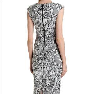 🏷Final Price/Chance. Sancha Jacquard Midi Dress
